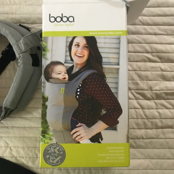 Boba 4g baby and toddler carrier